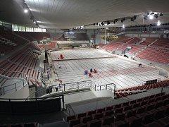 Budvar aréna.