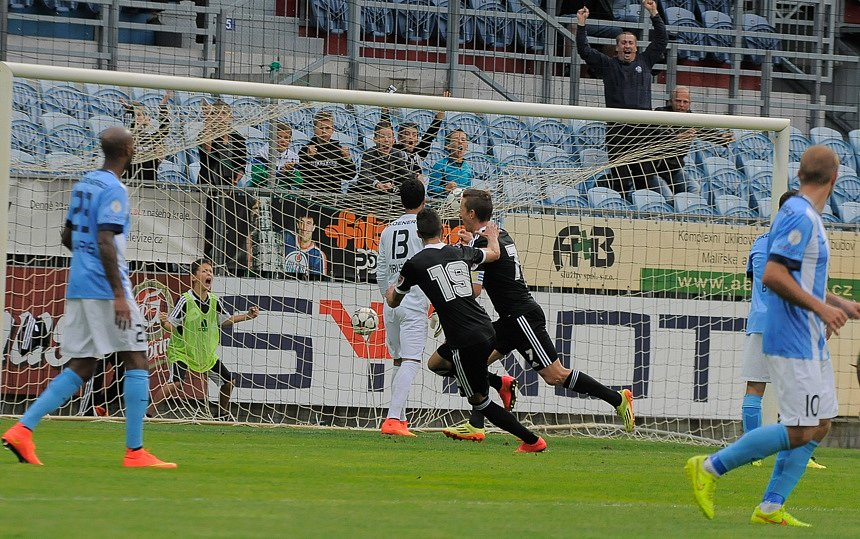 radost druhého golu