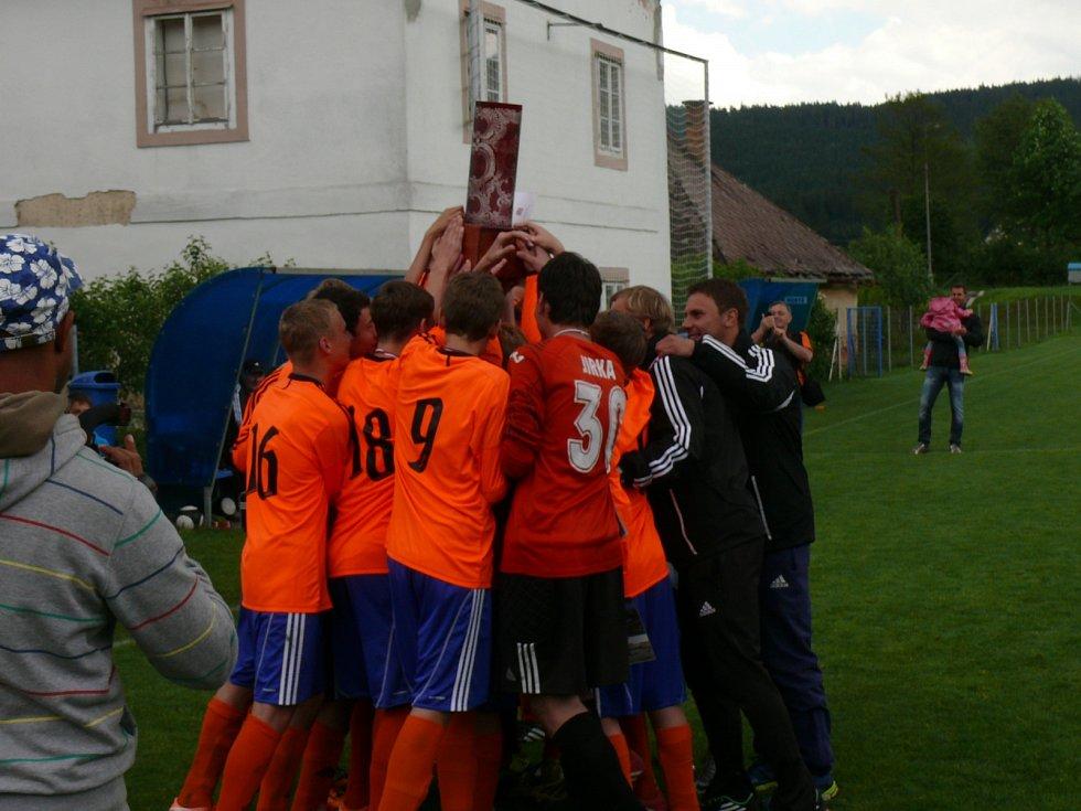 Magic Cup 2014, Olomouc s pohárem