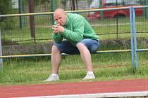 Bývalý hráč Rudolfova Ivo Schuster ukončil svou trenérskou misi v Borovanech.