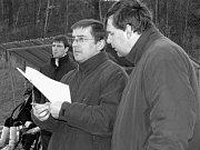Ani solidní ofenziva Dynama v duelu s Mladou Boleslaví nedokázala vynahradit trestuhodná okénka v obraně. Michal Rakovan (na snímku vlevo s Olšákem) odehrál v záloze dobré utkání, se střelcem dvou domácích branek Michalem Pliškou patřil k nejlepším.