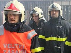 Kolem čtyř desítek lidí se v pondělí zúčastní cvičné záchrany osob z trosek domu v Týně nad Vltavou.