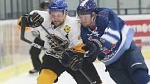O víkendu startuje nový ročník hokejové krajské ligy.