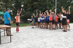 Jan Pinc vypráví o 65. ročníku volejbalového turnaje.