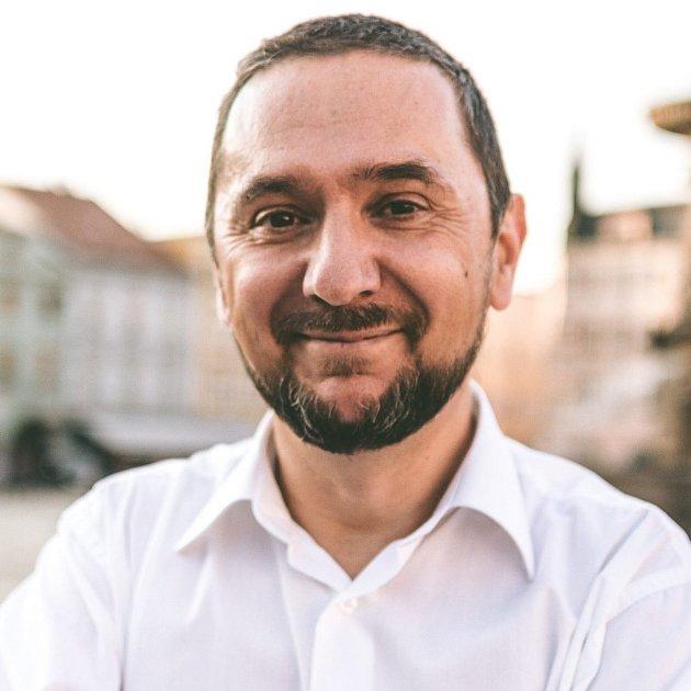 Juraj Thoma, České Budějovice, Občané pro Budějovice (HOPB)