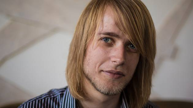 Dvacetiletý Ladislav Zibura.