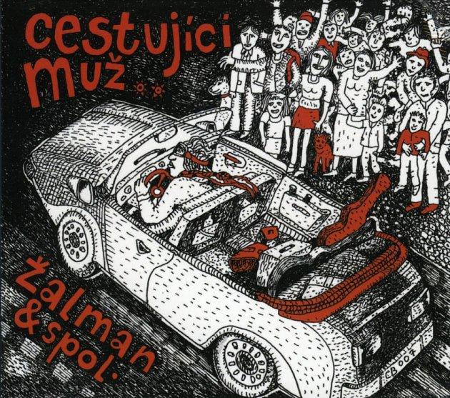 Pavel Žalman Lohonka natočil skapelou nové CD Cestující muž. Nadělil si ho k70. narozeninám.