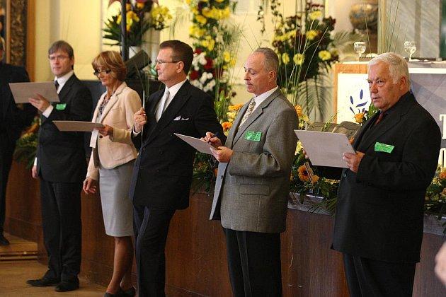 V sobotu 26. března byl Zdeněk Řeřábek jedním ze sedmi porotců taneční soutěže Plzeňský Blackpool.