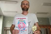 Hlubocký veterán Martin Jankovský byl na losovacím aktivu OFS ČB vyhlášen nejlepším střelcem okresního přeboru za sezonu 2016/2017. Obdržel cenu a diplom.