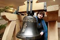 Vzácné zvonky i obří cymbály nabízí výstava v soběslavském muzeu.