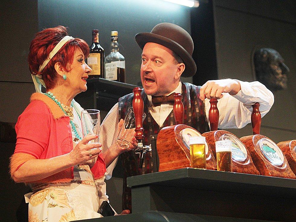 Divadelní hru irského dramatika Martina Mc Donagha s názvem Kati uvede Jihočeské divadlo v Českých Budějovicích