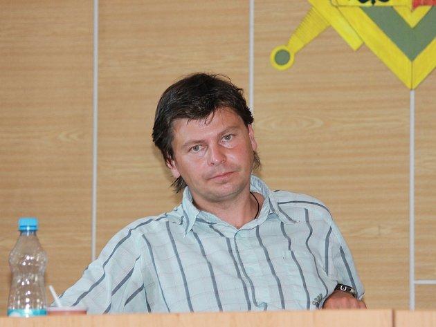 Místopředseda OFS ČB Libor Šolc vede komisi mládeže.