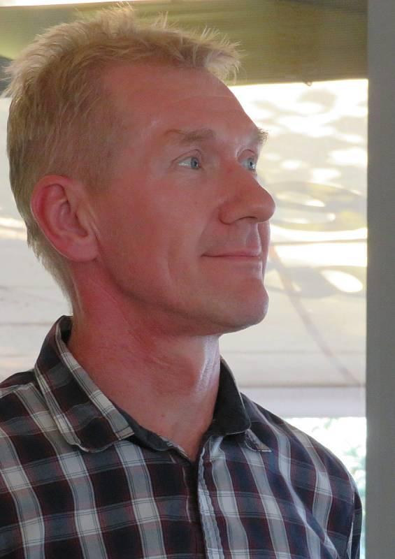 Novinku pro pacienty s poruchami srdečního rytmu představil vedoucí lékař arytmologie a kardiostimulace profesor Alan Bulava.