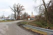 Dopravní tah České Budějovice - Písek překlene u Sedlce, kde se nachází nebezpečná křižovatka, lávka pro pěší. Silnice se i rozšíří.
