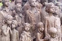 Většina dětí z Lidic za války zahynula.