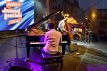 Festival jazzové hudby se koná již podeváté.