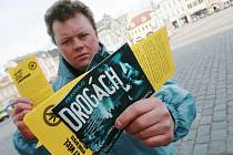 Ne drogám, ano životu. Ve dvou městech v kraji se uskuteční republiková akce proti nebezpečí návykových látek.