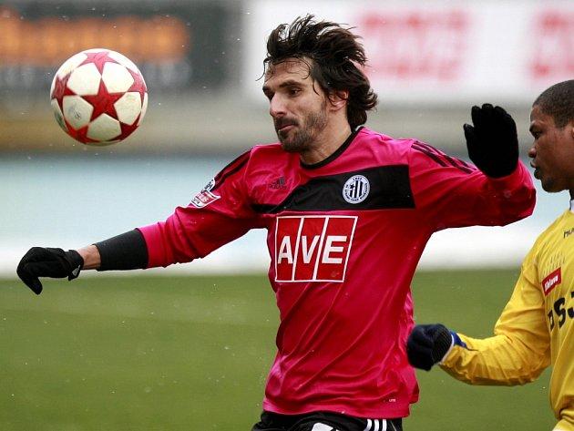 Matej Krajčík věří, že na Žižkově Dynamo v neděli zaboduje.