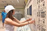 700tisící návštěvník Temelína odstavil reaktor.