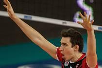 Na mistrovství Evropy hraje také Filip Palgut.