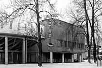 Zimní stadion kolem roku 1964.
