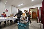 Ve čtvrtém volebním okrsku v Trhových Svinech může přijít k volbám celkem 930 voličů.
