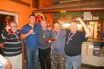 Vítězný tým ligy bulky 2018 - 2019, mužstvo Malont.