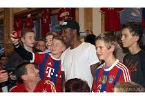 Rakouská hvězda Bayernu v Bad Griesbachu.