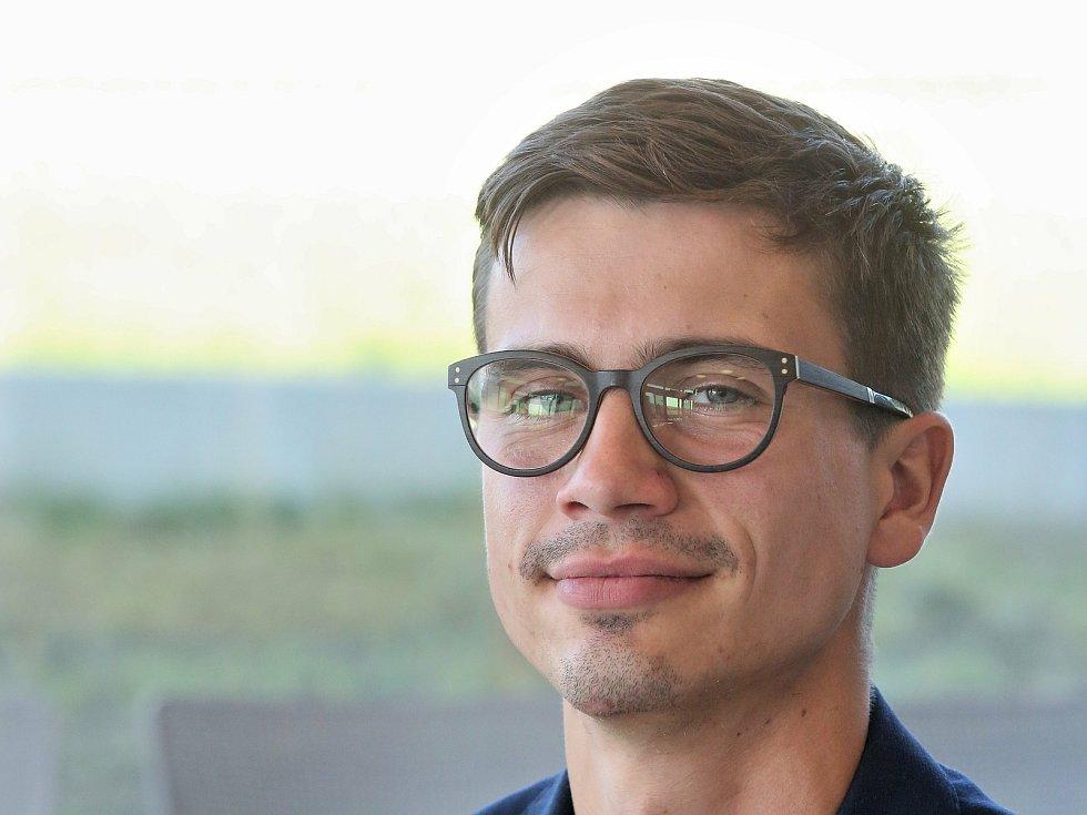 Předvolební debata Deníku tentokrát z českobudějovického letiště. František Talíř (KDU-ČSL a TOP 09)