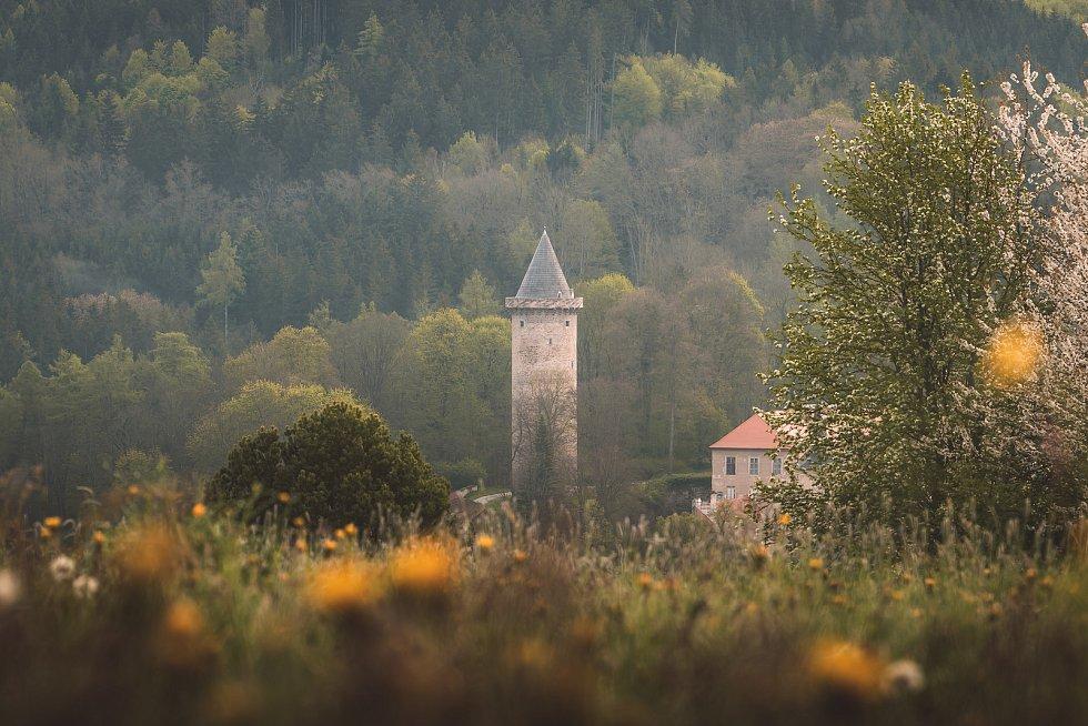 Rožmberské fotografie z výletu travel influencerů v rámci partnerského tripu organizovaného Turistickým spolkem Lipenska s cestovatelskou platformou Worldee.