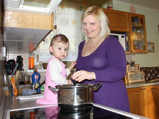 Vášnivá kuchařka Kateřina Trávníčková postupuje do národního finále soutěže Jaro na talíři.