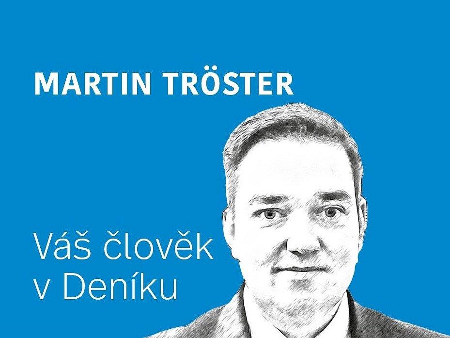 Martin Tröster.