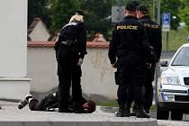 Až čtyři roky hrozí mladíkovi za napadení strážníka.