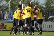 Dynamo hrálo ve Vlašimi, veze tři body