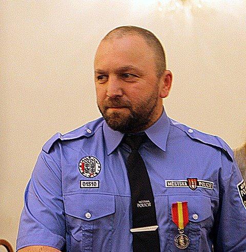 Petr Špánik.
