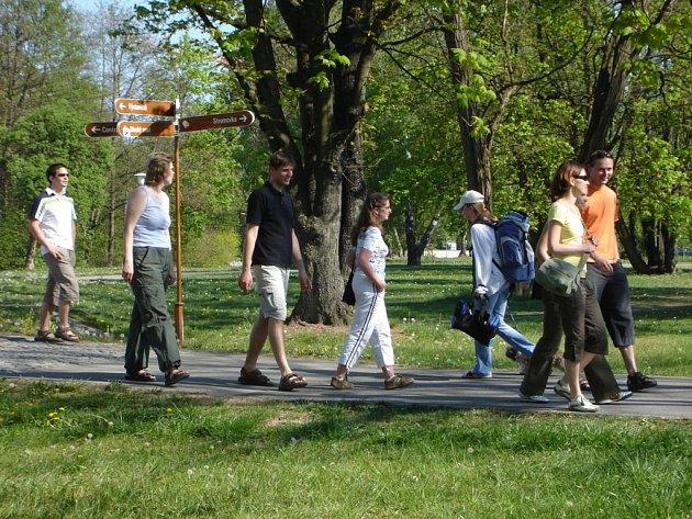 Stromovka patří k velmi vyhledávaným místům českobudějovických obyvatel. V letních měsících park navštěvují stovky lidí.
