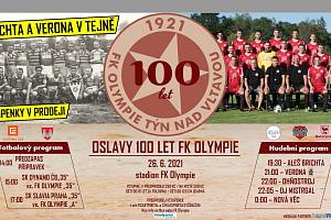 100 let fotbalu v Týně nad Vltavou
