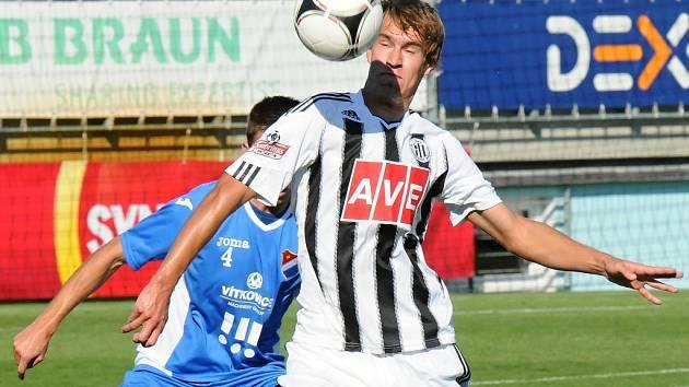 Dabiel Vaněk v zápase juniorské ligy s Baníkem svým gólem rozhodl o výhře Dynama 1:0.