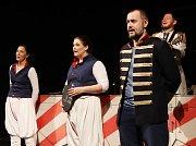 Bruncvík aneb Jak lev do znaku přišel je nová premiera českobudějovického Malého divadla.
