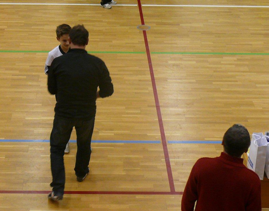 MetLife Cup 2013, Lukáš Pfeifer