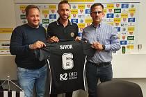 Tomáš Sivok přichází do Českých Budějovic