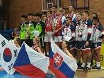 David Višvader má zlato z mistrovství světa
