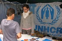 Při programu Pestrobarevné Budějce se představí modelky ze zahraničí i organizace UNHCR, která pomáhá uprchlíkům.