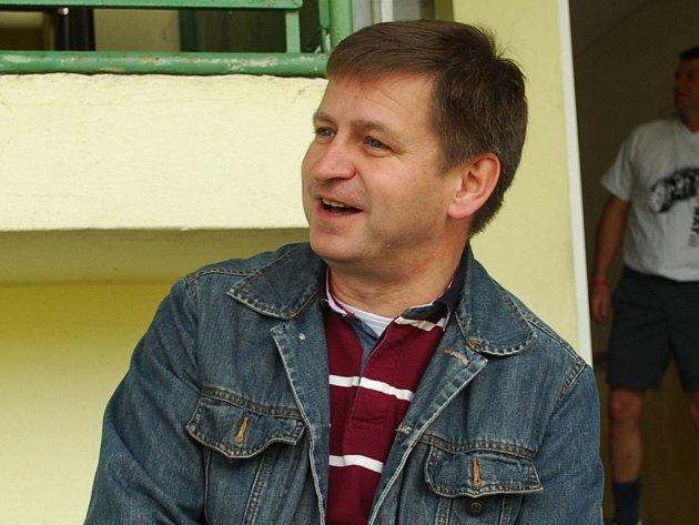 Novým trenérem Dynama byl v pátek jmenován Miroslav Soukup.