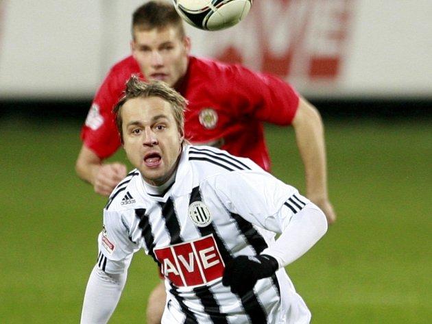 Proti Brnu si Jaroslav Černý prvně po svém návratu do Dynama zahrál v základu.
