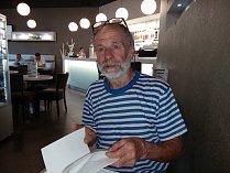 František Turek vypráví o svém putování na kole