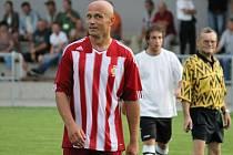 Zdeněk Hrdina se na podzim baví fotbalem v dresu Temelína.