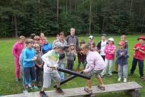 Na táboře děti díky Mohuřickým koťatům zažívají různá dobrodružství. Každý tábor má vlastní téma, třeba letos si děti vyzkouší život Keltů.