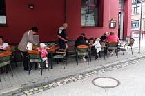Sousedská snídaně v Lišově je skvělý nápad.