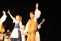 V neděli se na krajské přehlídce představí 12 dětských folklorních souborů, z nichž jeden postoupí do celostátního kola v Jihlavě.